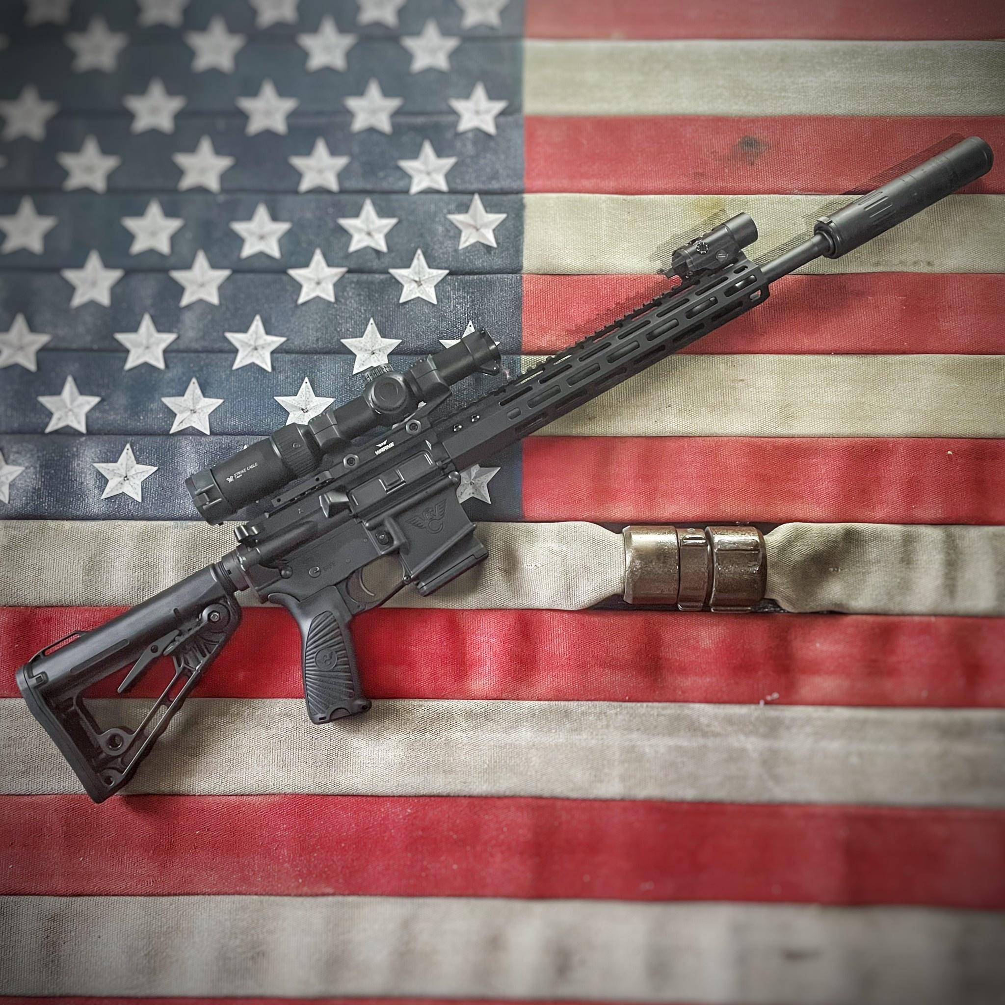 06/24 - AR-15 Rifle basics class - 6 to 7pm