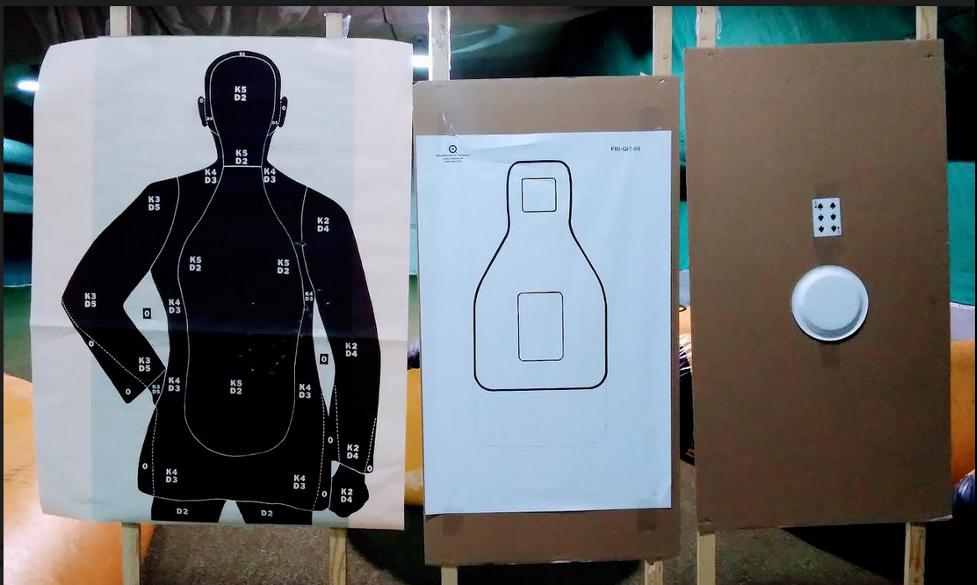 Firearms Training - The LCD vs Raising the Bar