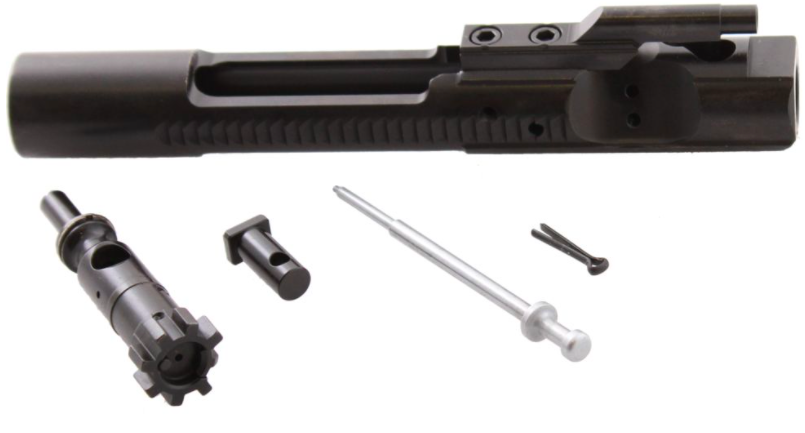Fostech complete bolt carrier group, black nitride coating (6226)