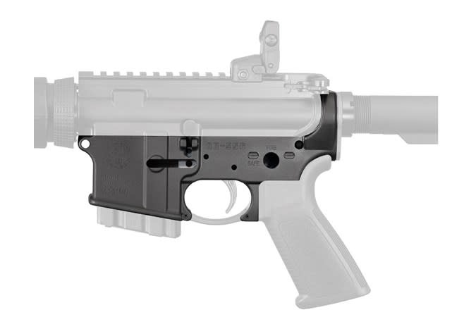 Ruger, stripped lower receiver, AR-15, 5.56 multi