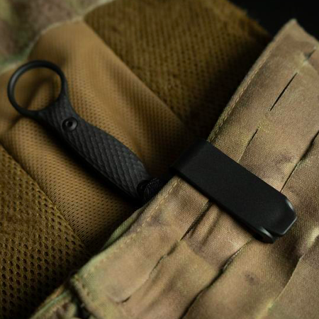 Inside the Waistband belt Clip for Toor Knives