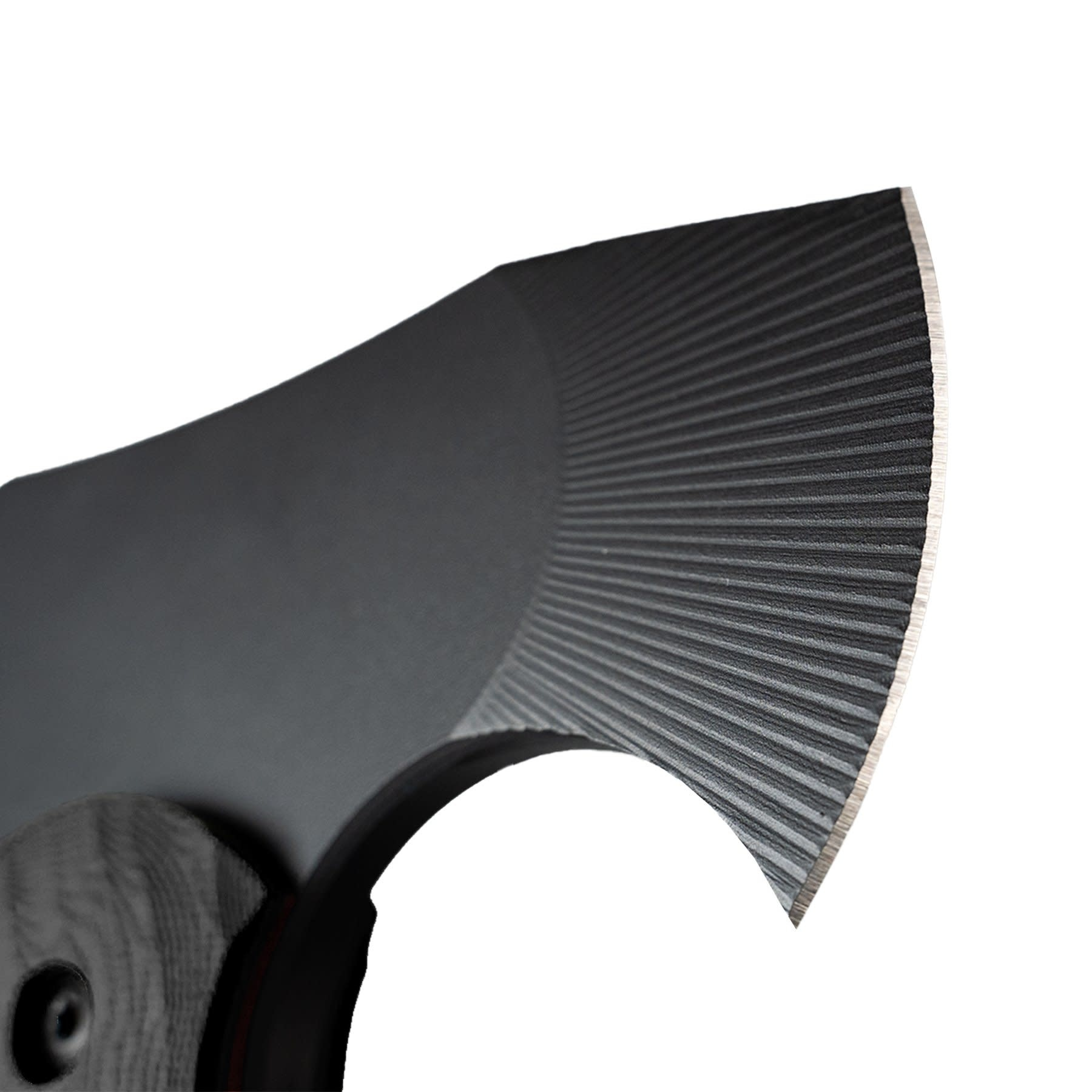Toor Knives Tomahawk - Shadow Black