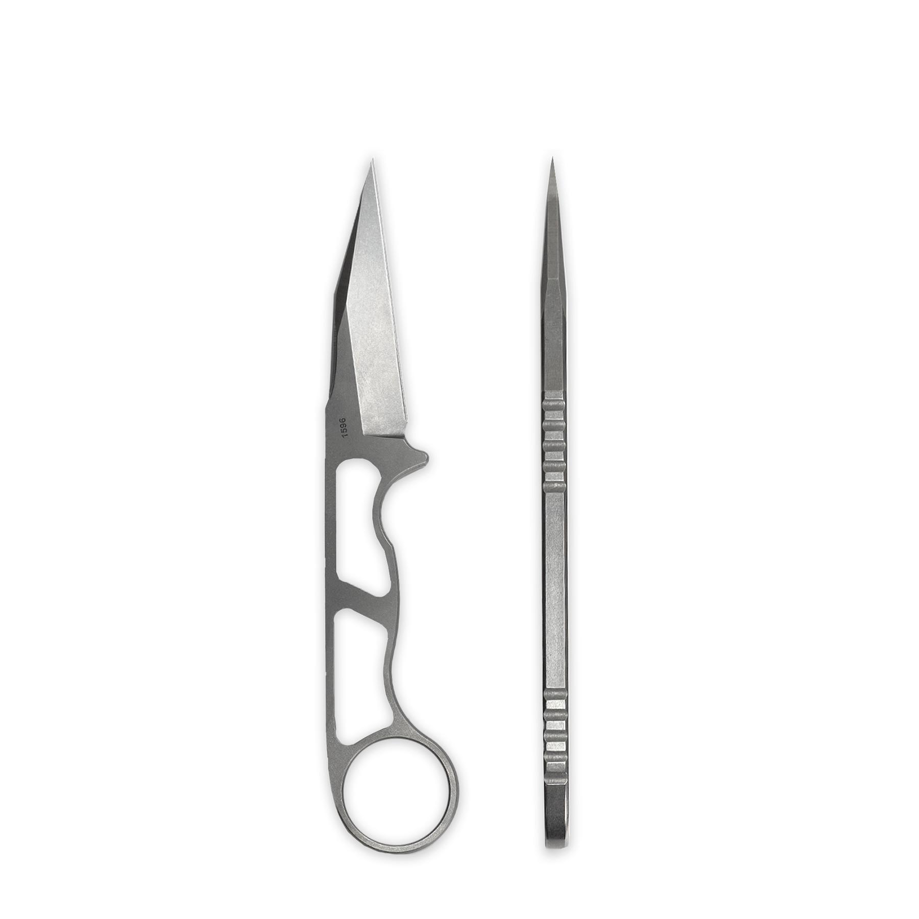 Toor Knives Jank Shank - Slate