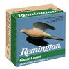 Ammo, Remington Lead Game Loads 12 Gauge 2.75'' 1 1/8 oz 8 Shot 25 Bx
