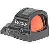 Holosun, 507C-X2, Green Dot, 32 MOA Ring & 2 MOA Dot, Black Color, Side Battery, Solar Failsafe, Mount Not Included