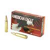 Ammo, American Eagle 223, 55 gr, 20 rd