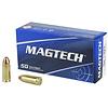Ammo, Magtech, 9mm Luger, 124 gr, 50 rd