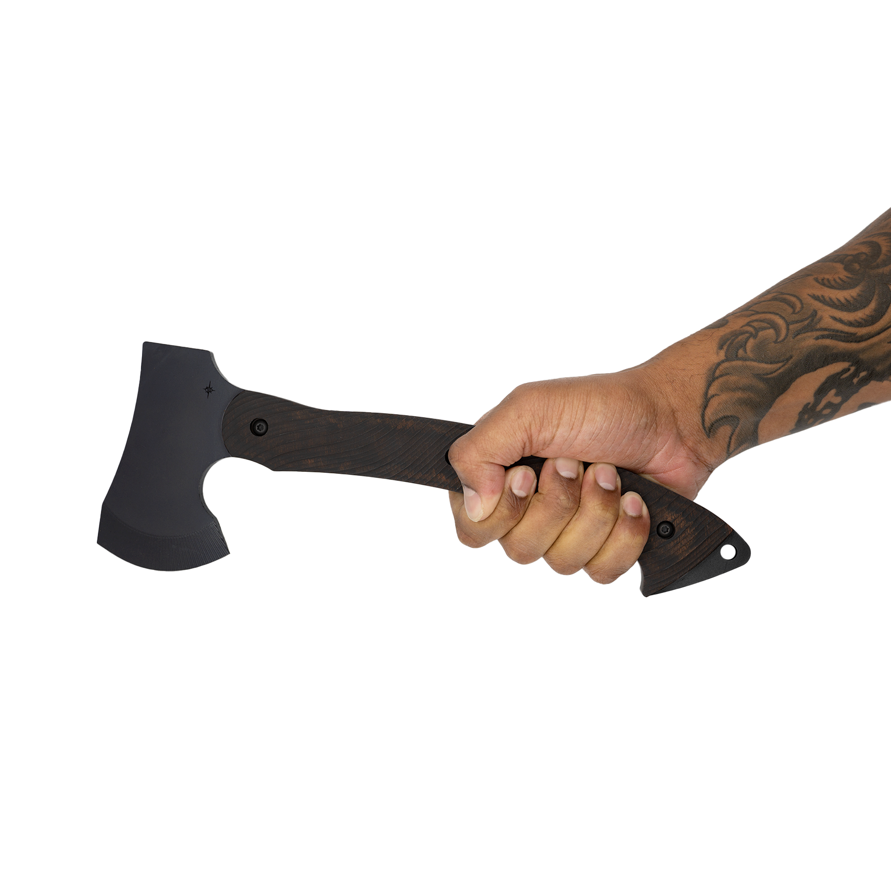 Toor Knives Camp Axe - Shadow Black