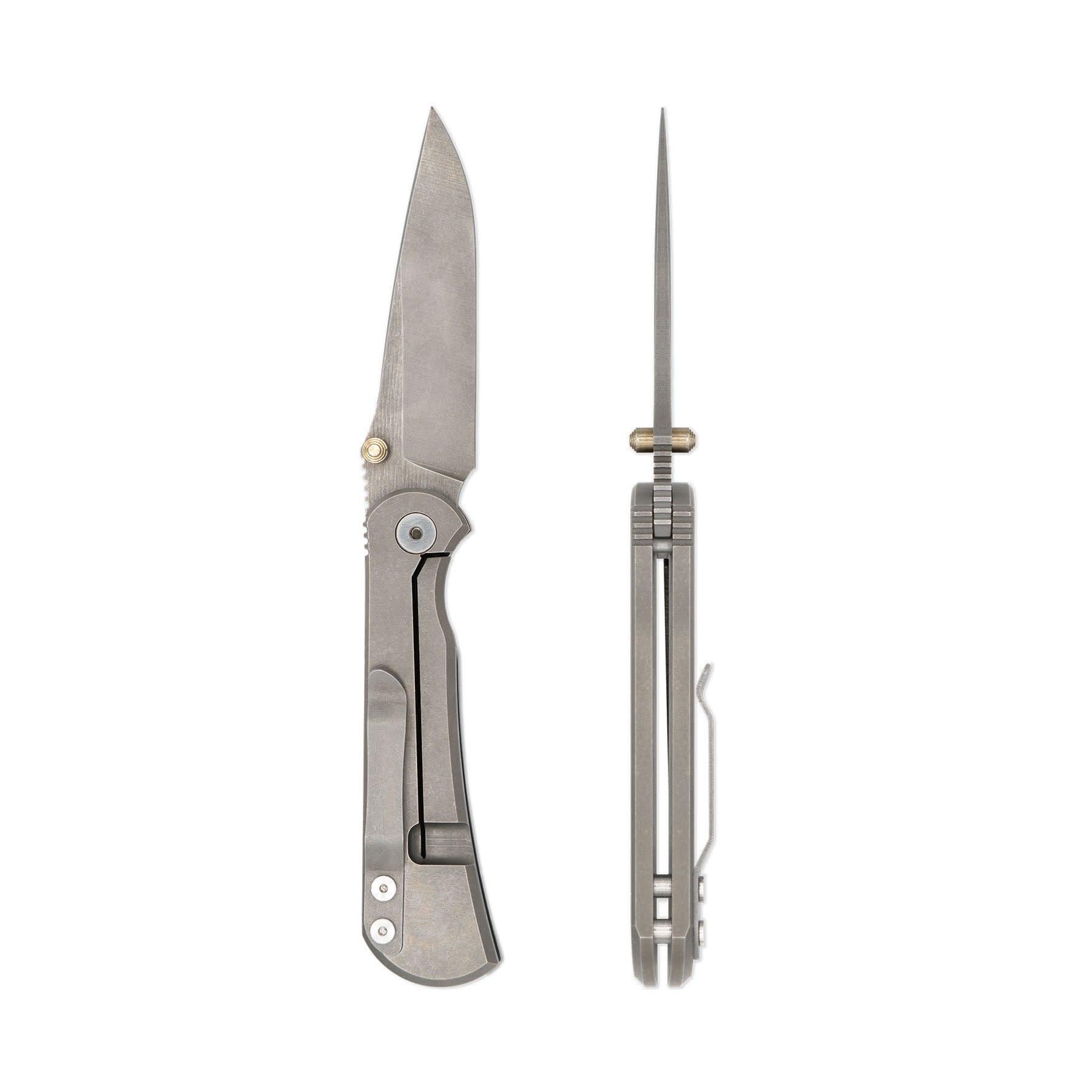 Toor Knives Merchant FL35S - Stone