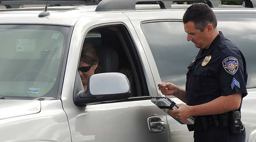 How to Beat a Traffic Ticket