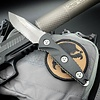 Microtech SOCOM ALPHA MINI, blade - stonewashed single edge