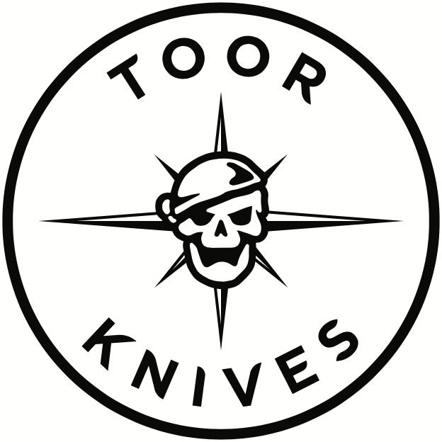 Toor Knives Skull Logo