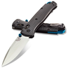 Benchmade 535-3 Bugout, Drop Point Blade, Black