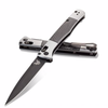 Benchmade 4170BK Fact, Auto, Spear Point Black Blade