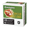 "Ammo, Remington Ammunition 20230 Gun Club 12 Gauge 2.75"" 1 1/8 oz 8 Shot 25 Bx **Not for use at Openrange **"