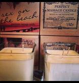 Vance Family Soy Candles Lavender, Rosemary & Orange Massage Candle