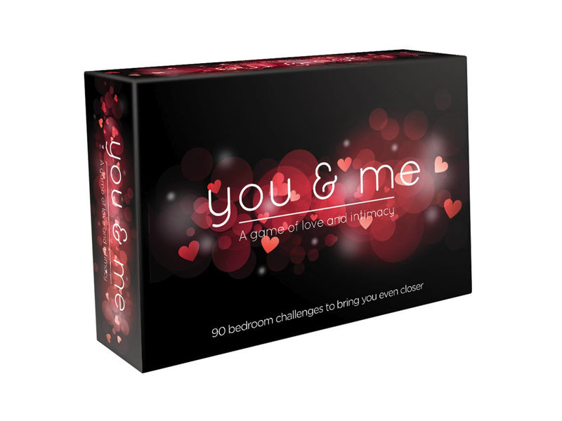 You & Me: A Game of Love and Intimacy
