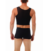 Underworks Underworks Cotton-Lined Tri-Top Chest Binder