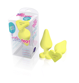 Blush Novelties Blush Novelties Naughty Candy Heart Butt Plug
