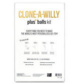 Empire Labs Empire Labs Clone-A-Willy Plus Balls Kit