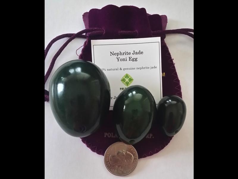 Jade Yoni Eggs