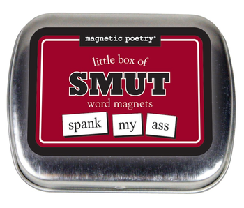 Little Box of Smut Word Magnets