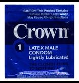 Crown Skin Less Condom
