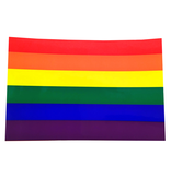 Rainbow Flag Sticker (non-reflective)