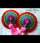 Gothfox Gothfox Couture Pride Pasties