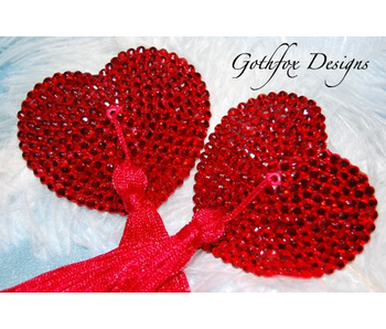 Couture Valentine Pasties