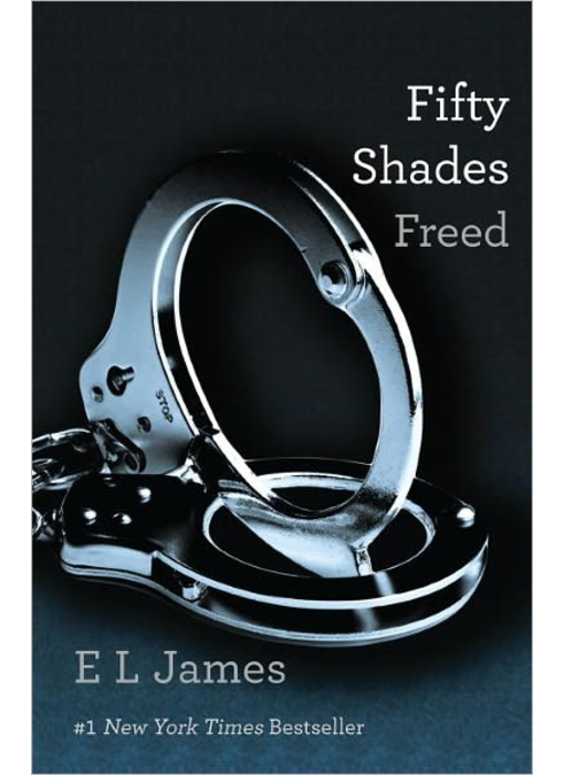Fifty Shades Freed, Volume 3
