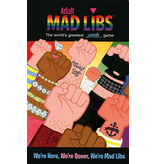 Adult Mad Libs: We're Here, We're Queer