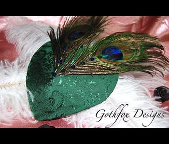 Peacock Baby Merkin
