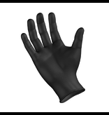 Black Latex Gloves