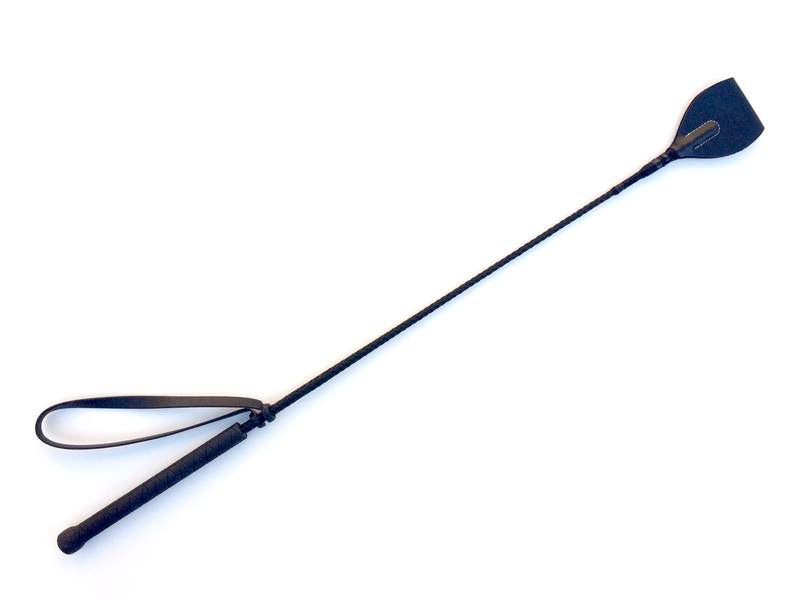 Oregon Leather Riding Crop