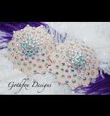 Gothfox Gothfox Couture Starburst Pasties