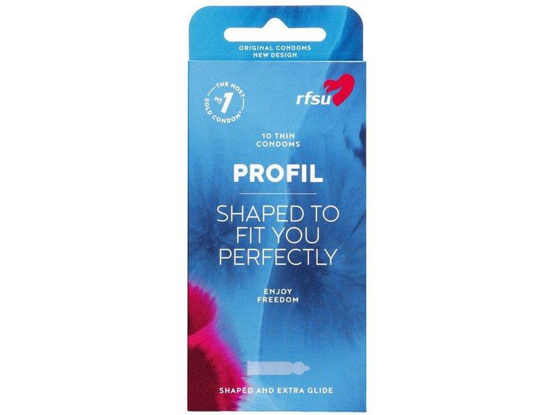 RFSU Profil Condoms (10 pack)