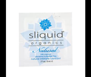 Sliquid Organics Natural Lube Sample
