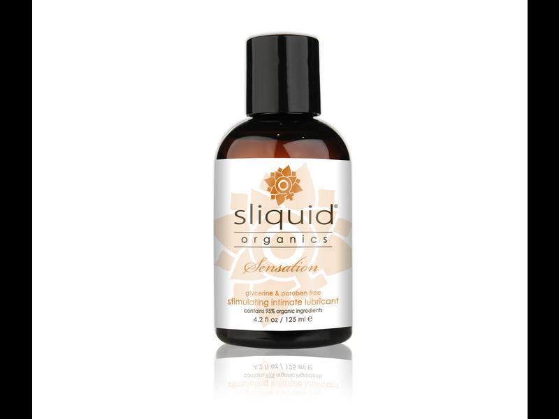 sliquid Sliquid Organics Sensation