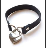 Stockroom Heart Lock Collar