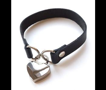 Heart Lock Collar