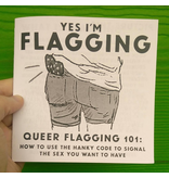 Queer Flagging 101: How to Use the Hanky Code to Signal The Sex You Want to Have