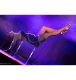 Chair Tease Burlesque with Eva D'Luscious