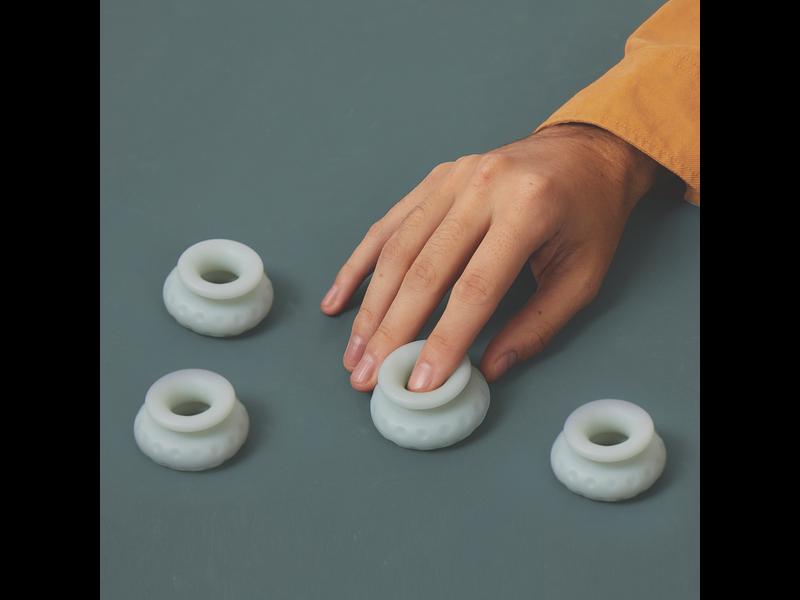 Ohnut (Set of 4 Rings)