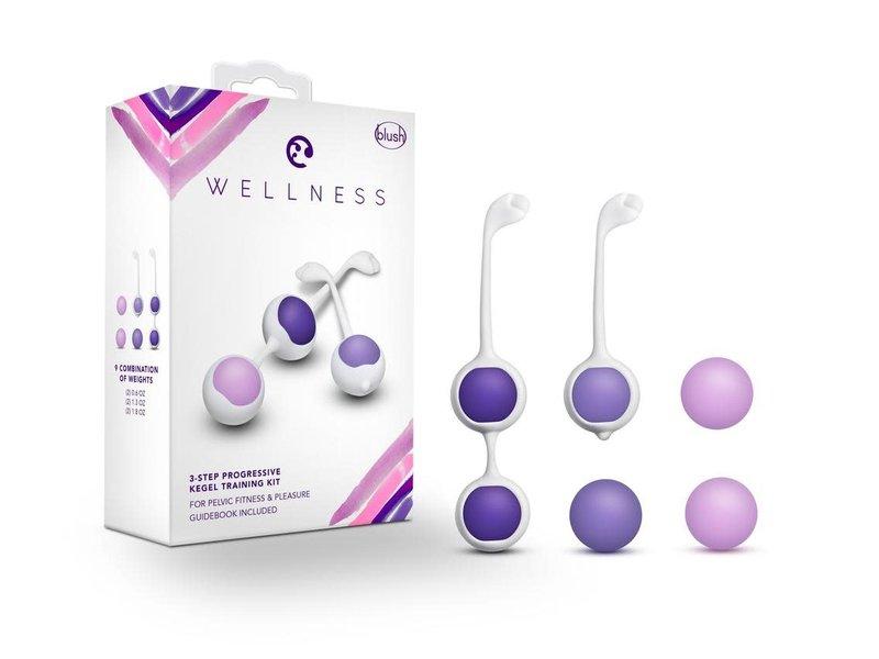 Blush Novelties Wellness Kegel Training Kit