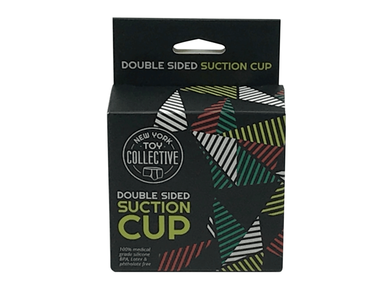 NY Toy Collective New York Toy Collective Double-Sided Suction Cup