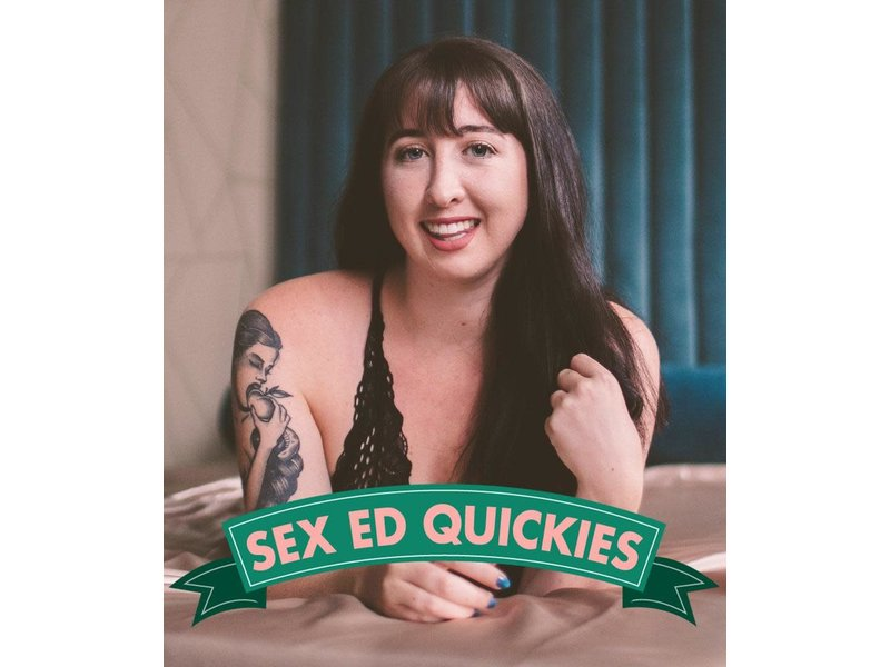 Sex Ed QUICKIE: Warm Up with Wax Play!