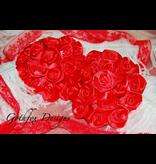 Gothfox Gothfox Couture Rose Pasties