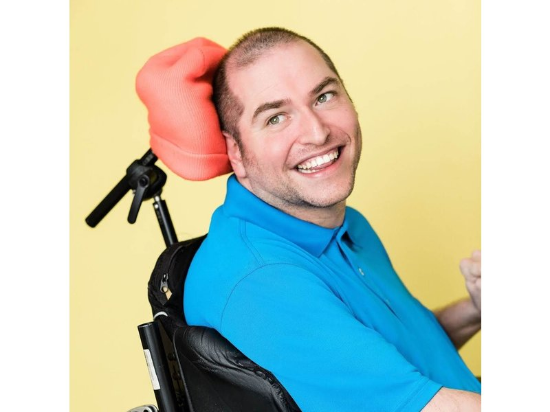 Doing It Differently: How Sex and Disability Really Feels with Andrew Gurza / Sunday, May 2nd