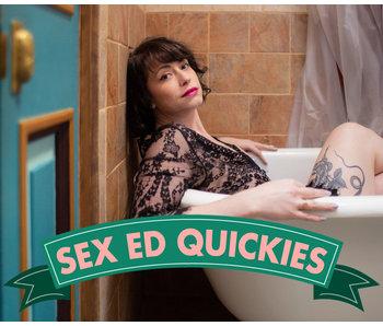 Sex Ed QUICKIE: Exploring Fantasy!